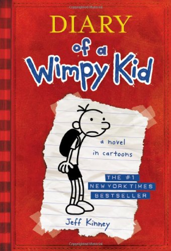 Diary Of A Wimpy Kid 1: Greg Heffley's Journal