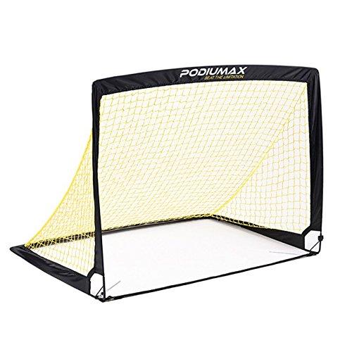 Cage de Football carrée 123 cm pour jouer dans le jardin