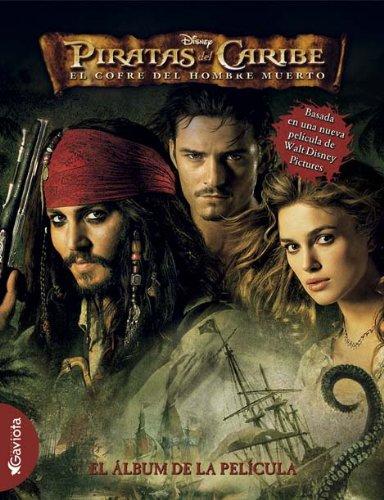 Piratas del Caribe. El cofre del hombre muerto. El segunda mano  Se entrega en toda España