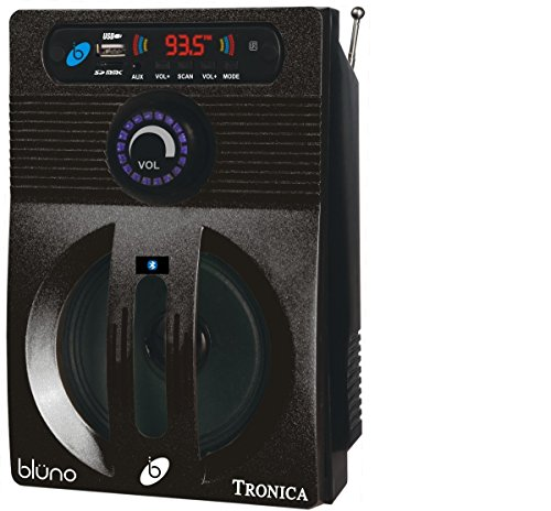 Tronica Bluetooth Bluno Mp3/Sd Card/Aux/Fm Player With Speaker