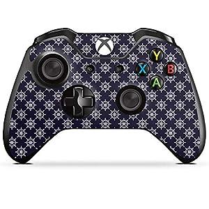 DeinDesign Skin kompatibel mit Microsoft Xbox One Controller Aufkleber Folie Sticker Steuerrad Muster Matrose