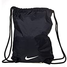 Nike BA2735 001 Fundamentals Swoosh Gymsack Borsa da Uomo, Nero