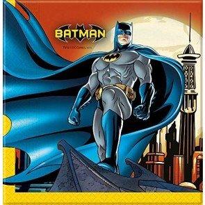 Preisvergleich Produktbild 20 Papierservietten Batman Comic 33cm