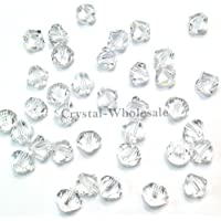 Swarovski Crystal 5328 5301/6 mm Bicone (001)