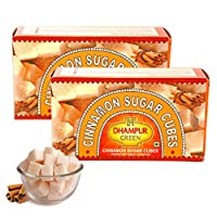 Cinnamon Sugar Cube (1000g; 2 Pack of Each 500g) Free Gur Chana Worth Rs. 90/-