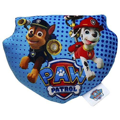 Sweetiers-040001 Paw Patrol Cojín terapéutico con aromaterapia, Color Azul (Jast Global Supplies 040001