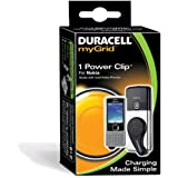 Duracell - Chargeurs - Duracell myGrid Power Clip pour Nokia