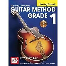 Modern Guitar Method Grade 1 Playing Chords Guitar Book/CD