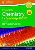 Complete Chemistry  Revision Guide  2014: Comprehensive Revision for Cambridge IGCSE Biology (Igcse Revision Guides)