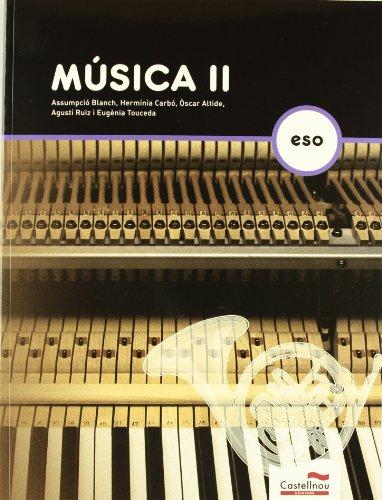 Música II (Libros de texto) - 9788498045017