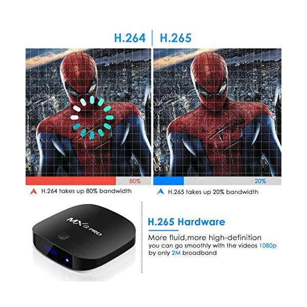 TV-Box-Android-81-Botier-TV-4K-3D-2018-Dernire-Version-2GB-RAM16GB-ROM-SUPERPOW-MXQ-Pro-S-Android-81-Smart-TV-Contrle-Vocal-Android-Box-avec-HDH265-4K-3D