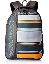 Fastrack 15 inch 26.31 Ltrs Orange Casual Backpack (A0653NOR01)