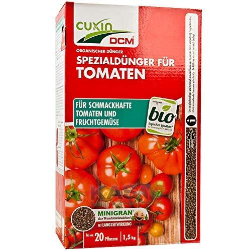 Cuxin organischer Spezialdünger für Tomaten, 1,5 kg