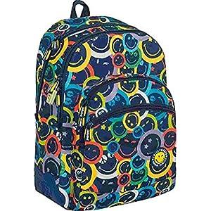 51zo03QvsOL. SS300  - Smiley Color 563024 Mochila Tipo Casual, 44 cm, Multicolor