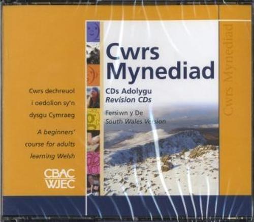 Cwrs Mynediad: CD (De / South): CDs Adolygu / Revision CDs