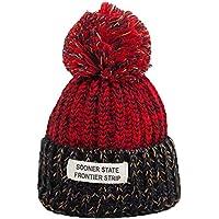 Elecenty Cappello e cappellini da donna Casual Caldo Cappello Beanie  Berretto Sci invernale da donna 9a697af1758d