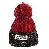 Elecenty Cappello e cappellini da donna Casual Caldo Cappello Beanie Berretto Sci invernale da donna