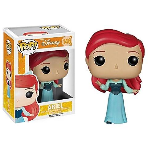 Funko - POP Disney - Little Mermaid - Ariel (blue dress)