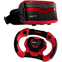 VR Entertainment 49400 Real Feel Virtual Reality Car Racing Gaming System - ukpricecomparsion.eu