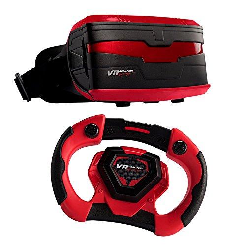 VR Entertainment VR volante bluetooth y gafas de realidad virtual para iOS iPhone y Android (49400)