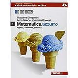 Matematica.azzurro. Con espansione online. Per le Scuole superiori. Con DVD-ROM: Bravi si diventa: Matematica. Azzurro  multimediale. Algebra. Geometria. Statistica: 1