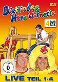 Dietlinde & Hans Wernerle - Live (Kindermund & Zum Bledsein braucht man Hirn) [4 DVDs]