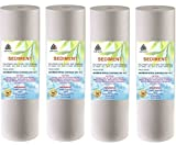 #9: 4 Pc Pack High Quality Pp 10 Spun Filter for All Kind of R.O. And U.V. Purifiers Spun Filter 4 Pieces