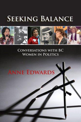 Seeking Balance Conversations With Bc Women In Politics