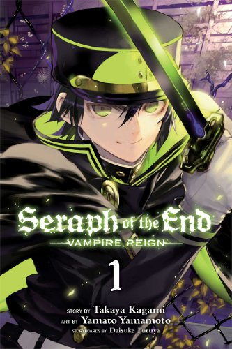 SERAPH OF END VAMPIRE REIGN GN VOL 01 (Seraph of the End)