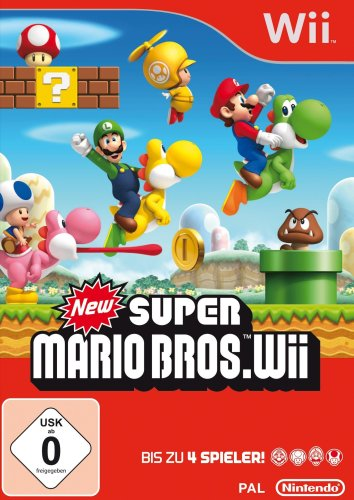 INTRACON GMBH New Super Mario Bros. - [Nintendo Wii]