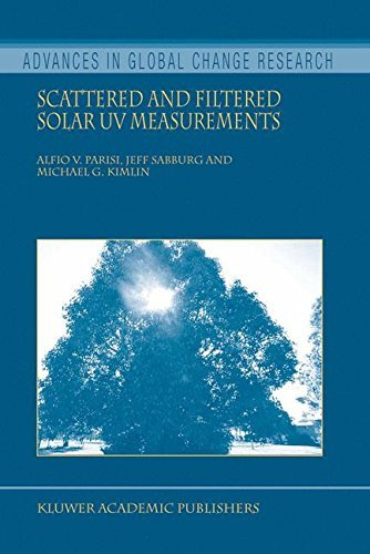 Scattered and Filtered Solar UV Measurements (Advances in Global Change Research Book 17) (English Edition)