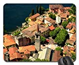 Varenna, Lombardia, Italy Mouse Pad/Mouse Mat, Mousepad Houses Mouse Pad/Mouse Mat