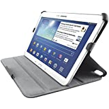 Trust Stile Housse support pour Samsung Galaxy Tab 4 10.1 Noir