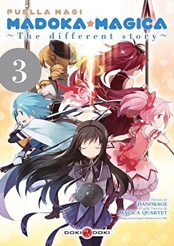 Puella Magi Madoka Magica - The different story Vol.3 par Magica Quartet
