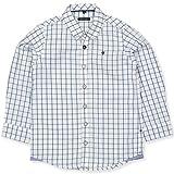 Marc O' Polo Jungen Hemd 1824903-Weiß (White 0002) 140