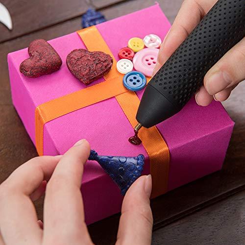 Le stylo à colle Gluey pour un collage de précision en un temps record - 51zo6B8O6bL - Le stylo à colle Gluey pour un collage de précision en un temps record