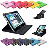 Edle 360 ° Standtasche für SAMSUNG GALAXY TAB 2 10.1 P5100 P5110 Hülle Schutz Etui Tasche Cover Case (Grün)