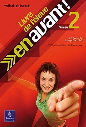 En avant ! 2 livre de l'élève - 9788420540719