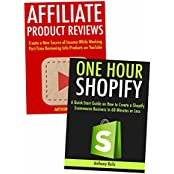 Start a Lifestyle Based Internet Business: 2 Online Marketing Ideas for Those Who Want to Work Anywhere They Want. Reviewing Affiliate Products & Selling on Shopify. (English Edition)