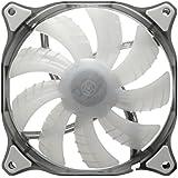 Cougar Ventilateur à LED de d12hb W LED blanche ventilateur 120mm