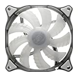 COUGAR Gaming CFD120 White LED Computer case Fan - Computer Cooling Components (Computer case, Fan, 12 cm, 1200 RPM, 16.6 dB, 109.42 m³/h)