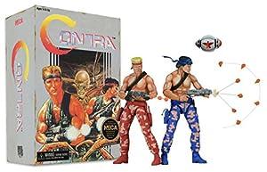 Contra-Contra Contra Figura (NECA NEC0NC60790)