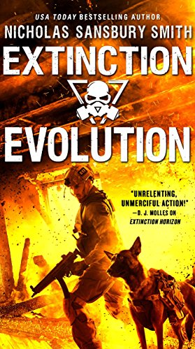 Extinction Evolution (The Extinction Cycle Book 4) (English Edition)