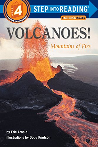 Volcanoes!: Mountains of Fire (Step into Reading: Step 3) por Eric Arnold