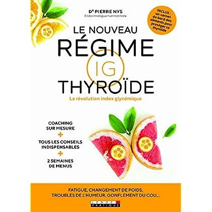 Le nouveau régime IG thyroïde