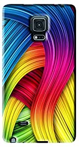 FCS Printed Samsung Galaxy Note Edge Designer Back Cover | Samsung Galaxy Note Edge Printed Back Cover | Printed Soft Silicone Back Cover for Samsung Galaxy Note Edge Pattern -289
