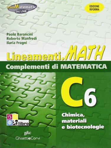 LINEAM.MATH COMPL.C6