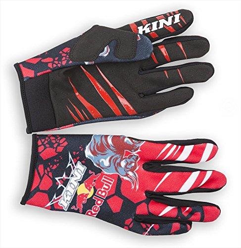 Kini Red Bull Handschuhe Revolution Rot Gr. L