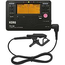 Korg TM-50C-BL - Afinadores y metrónomos