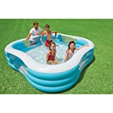 Family Aufblasbarer Pool Intex